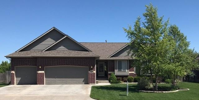 10814 W Havenhurst St, Maize, KS 67101 (MLS #542938) :: Better Homes and Gardens Real Estate Alliance