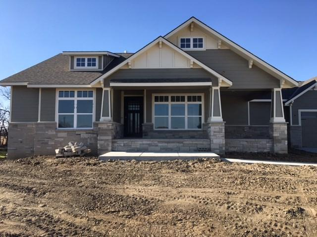 1341 N Shadow Rock, Andover, KS 67002 (MLS #544250) :: On The Move