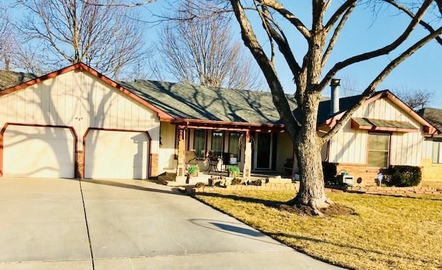 32 Harris Dr, Rose Hill, KS 67133 (MLS #546740) :: Better Homes and Gardens Real Estate Alliance