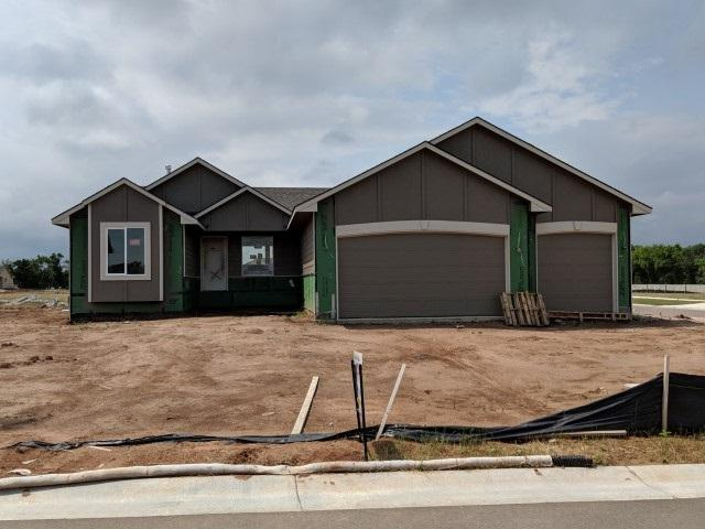 801 E Tyndall Ct, Derby, KS 67037 (MLS #552771) :: Select Homes - Team Real Estate