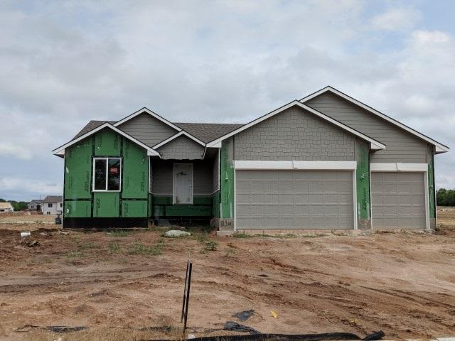 836 E Freedom, Derby, KS 67037 (MLS #552772) :: Select Homes - Team Real Estate