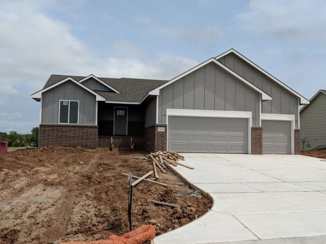 806 E Tyndall Ct, Derby, KS 67037 (MLS #552773) :: Select Homes - Team Real Estate
