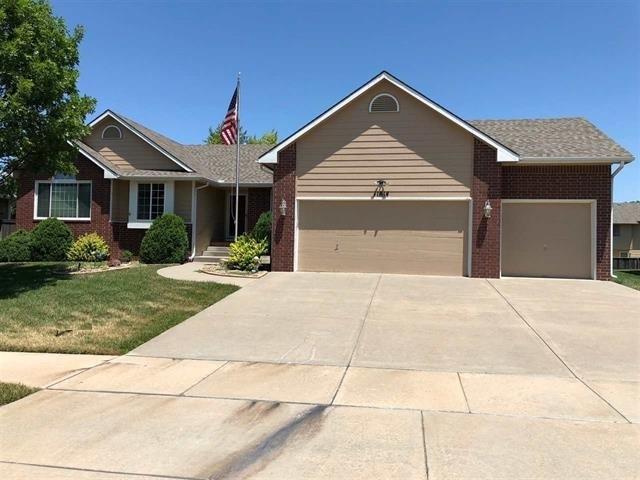 11814 E Tipperary St, Wichita, KS 67206 (MLS #553474) :: Select Homes - Team Real Estate