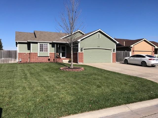 340 E Riley, Haysville, KS 67060 (MLS #559436) :: Select Homes - Team Real Estate