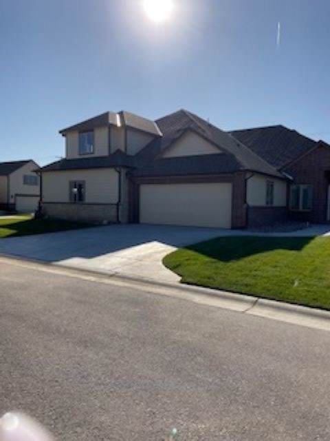 818 N Mccloud Cir Unit 302, Andover, KS 67002 (MLS #564141) :: On The Move