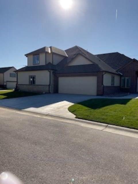 818 N Mccloud Cir Unit 502, Andover, KS 67002 (MLS #564149) :: Lange Real Estate