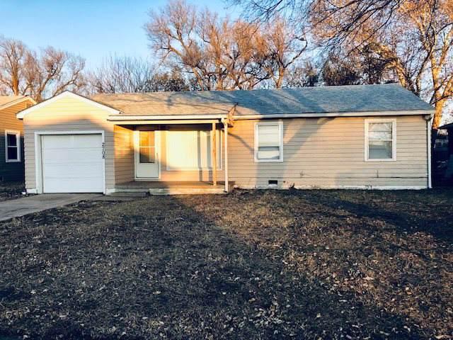 2708 N Madison Ave, Wichita, KS 67219 (MLS #574637) :: Lange Real Estate