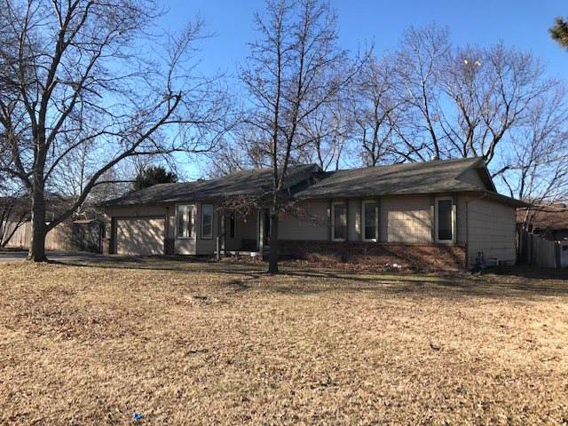 509 N Ridge Way Rd, Rose Hill, KS 67133 (MLS #576148) :: On The Move