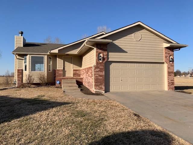 551 S Blue Stem, Haysville, KS 67060 (MLS #576623) :: Lange Real Estate