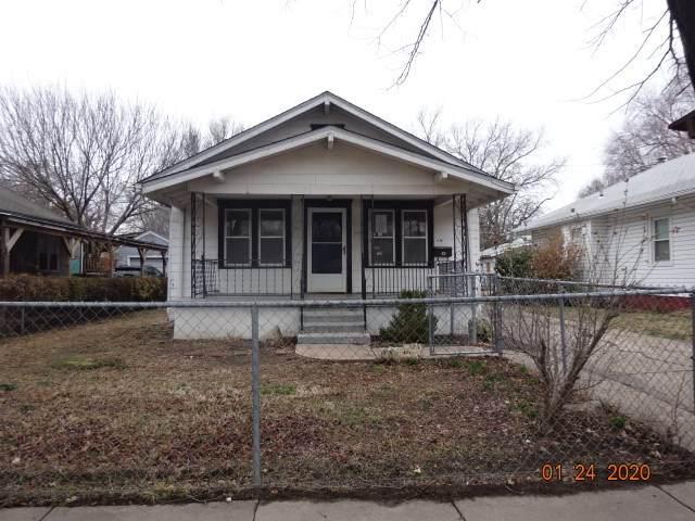 2043 S Main St, Wichita, KS 67213 (MLS #577262) :: Lange Real Estate