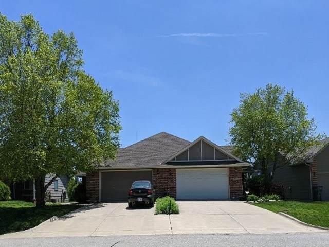 3013 & 3015 Cottonwood Hill, Newton, KS 67114 (MLS #578649) :: Lange Real Estate