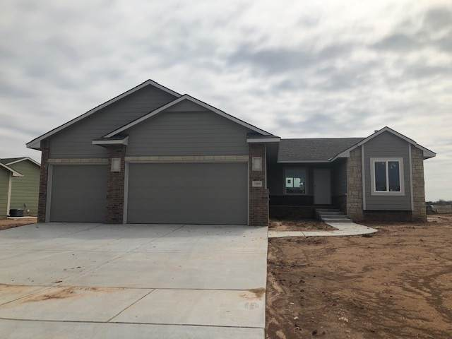 12809 W Jewell St, Wichita, KS 67235 (MLS #579205) :: Kirk Short's Wichita Home Team