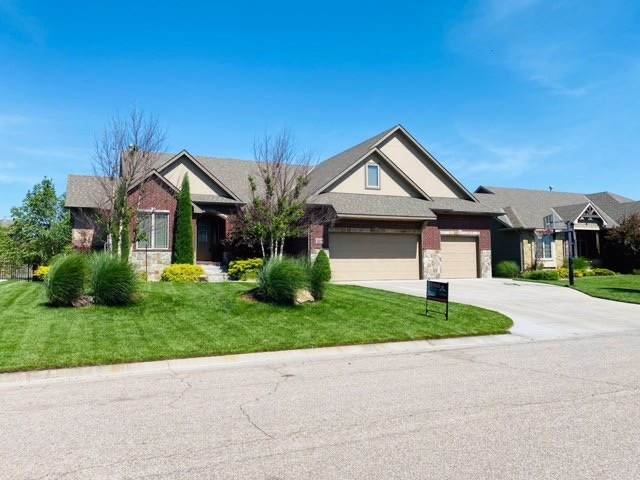 3215 N Chambers St, Wichita, KS 67205 (MLS #581823) :: On The Move