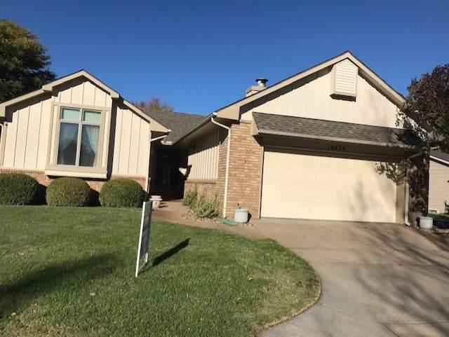 10424 W Millpond St, Wichita, KS 67212 (MLS #588583) :: Jamey & Liz Blubaugh Realtors