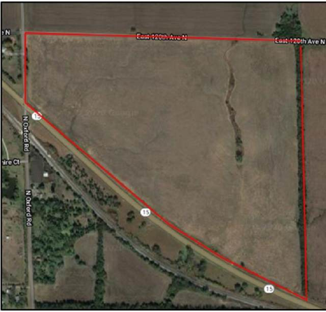 0000 N Hwy 15, Mulvane, KS 67110 (MLS #589821) :: The Boulevard Group