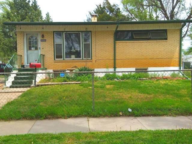 2302 S Glenn St, Wichita, KS 67213 (MLS #595181) :: COSH Real Estate Services