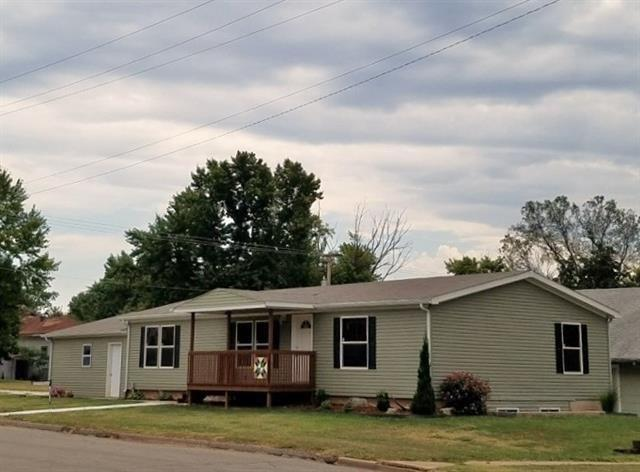 304 S Main St, Caldwell, KS 67022 (MLS #540829) :: On The Move