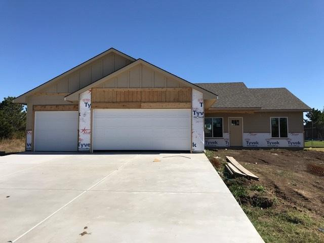 450 N Aurora St, Rose Hill, KS 67133 (MLS #542468) :: Select Homes - Team Real Estate