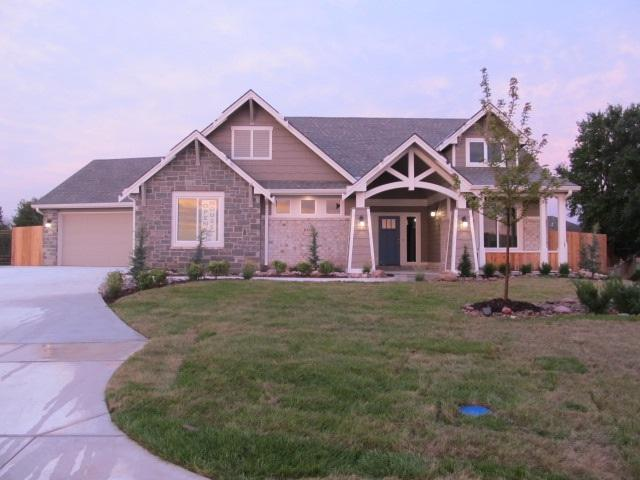 1018 N Liberty Cir, Wichita, KS 67235 (MLS #552479) :: On The Move