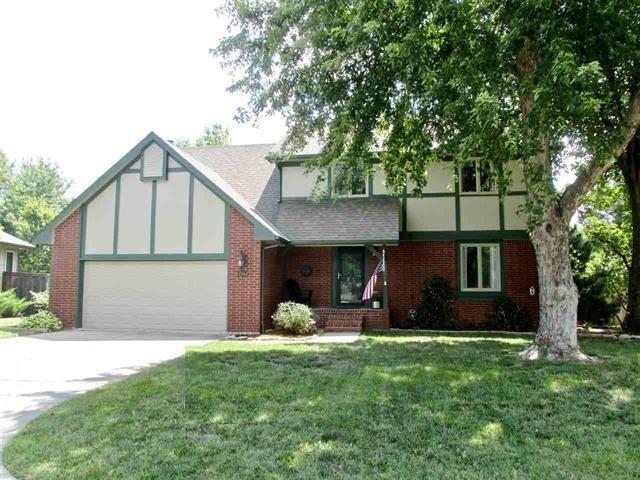 2343 N Stoneybrook Ct, Wichita, KS 67226 (MLS #553769) :: On The Move