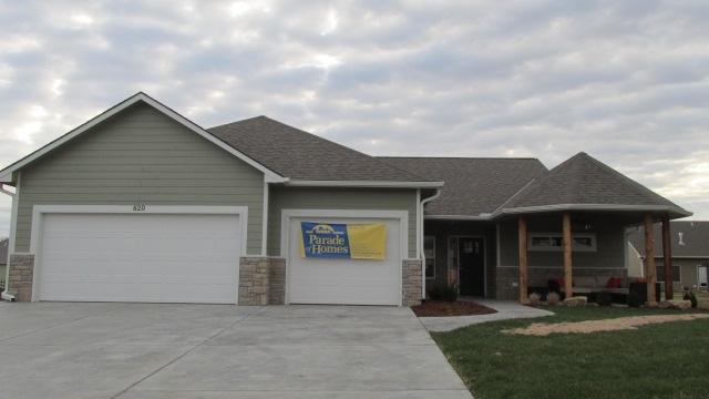 820 W Verona Ct, Andover, KS 67002 (MLS #543870) :: Select Homes - Team Real Estate