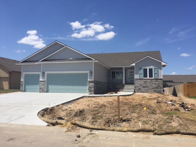 6261 W Kollmeyer Ct, Wichita, KS 67205 (MLS #548880) :: Better Homes and Gardens Real Estate Alliance