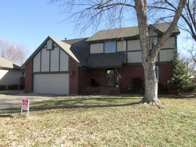 2343 N Stoneybrook Ct, Wichita, KS 67226 (MLS #553769) :: On The Move
