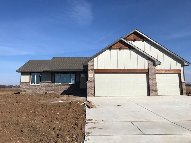 1505 N Aster St., Andover, KS 67002 (MLS #557924) :: On The Move