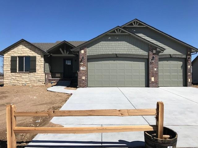 1501 N Aster, Andover, KS 67002 (MLS #557729) :: On The Move