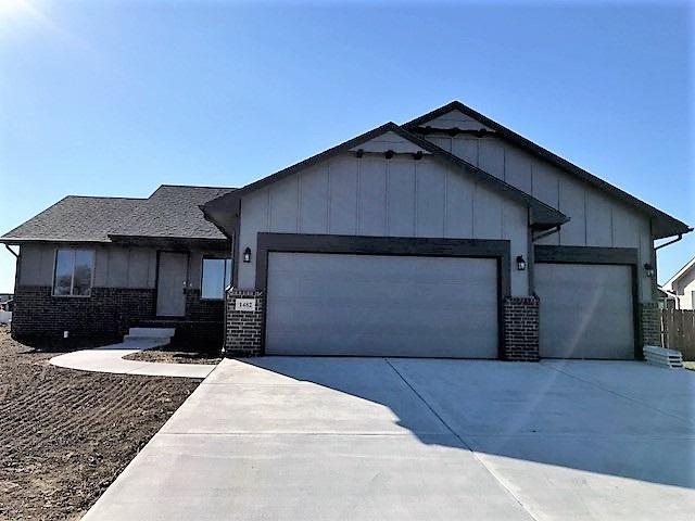 1482 E Aster, Andover, KS 67002 (MLS #534976) :: Select Homes - Team Real Estate