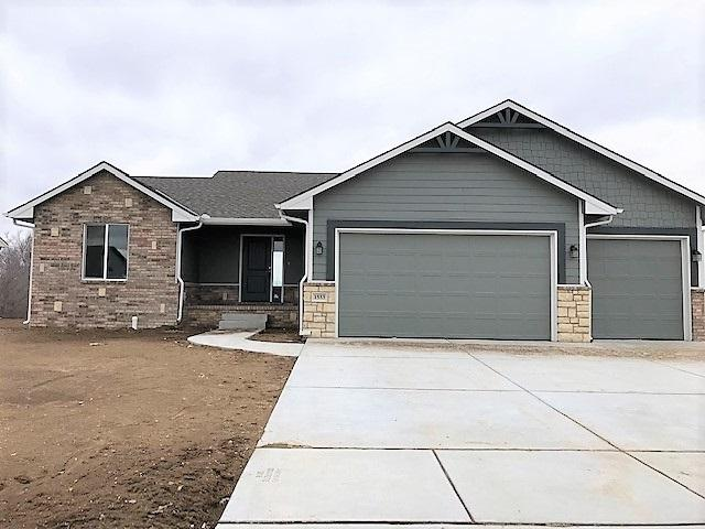 1533 N Aster, Andover, KS 67002 (MLS #558558) :: On The Move