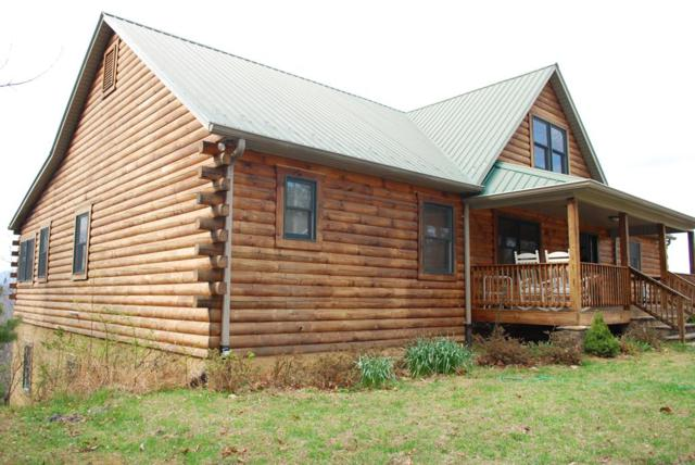 2494 Buck Mountain Rd, Purlear, NC 28697 (MLS #64379) :: RE/MAX Impact Realty