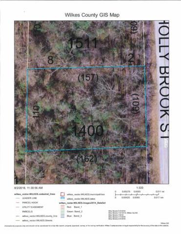 TBD Holly Brook St, N Wilkesboro, NC 28659 (MLS #65037) :: RE/MAX Impact Realty