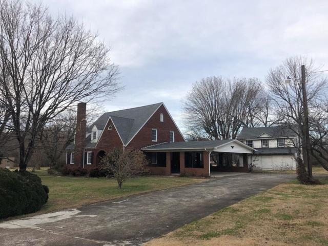 2400 Old Hwy 421, Hamptonville, NC 27020 (MLS #65615) :: RE/MAX Impact Realty