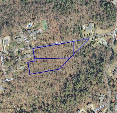 0 Coffey St, N Wilkesboro, NC 28659 (MLS #59724) :: RE/MAX Impact Realty
