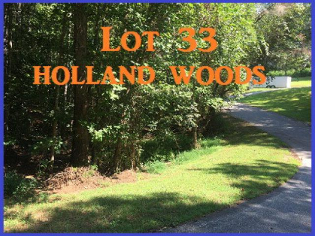TBD Holland Woods Dr, Wilkesboro, NC 28697 (MLS #62542) :: RE/MAX Impact Realty