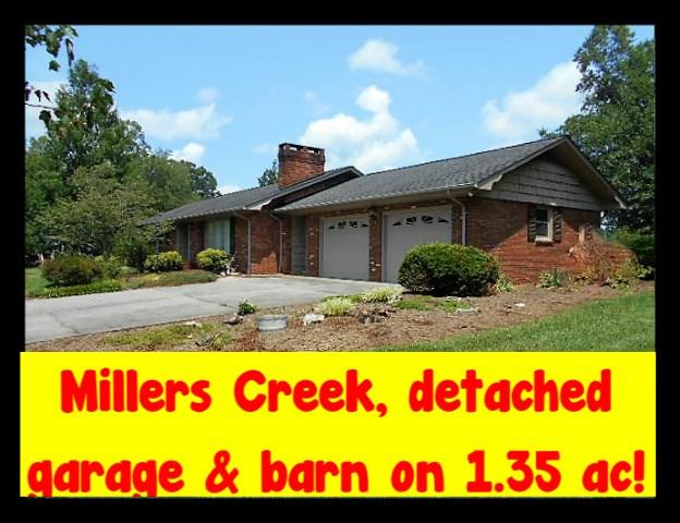 254 Valley Hill Dr, Purlear, NC 28665 (MLS #63655) :: RE/MAX Impact Realty