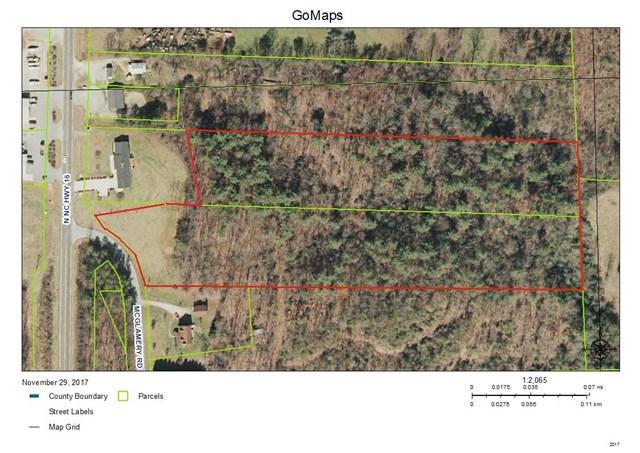TBD Mcglamery Rd, Wilkesboro, NC 28697 (MLS #64645) :: RE/MAX Impact Realty