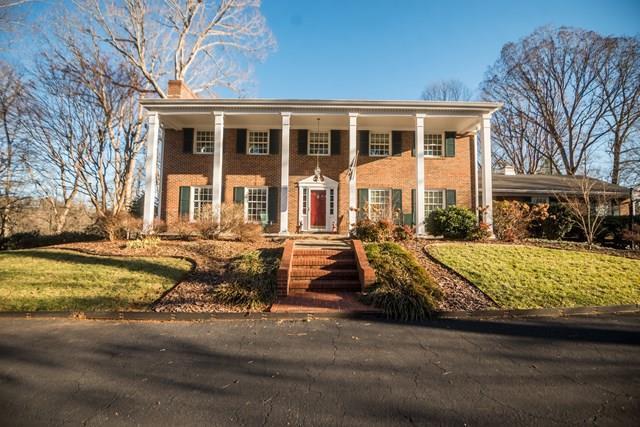809 Coffey Ave, N Wilkesboro, NC 28659 (MLS #64967) :: RE/MAX Impact Realty