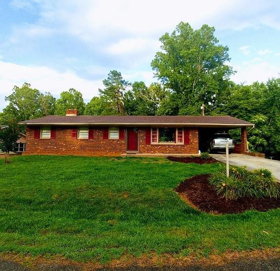 188 Kyle St, N Wilkesboro, NC 28659 (MLS #63449) :: RE/MAX Impact Realty
