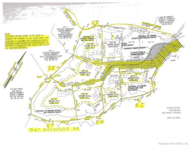 261 Racefield Drive, Toano, VA 23168 (#1706365) :: Abbitt Realty Co.