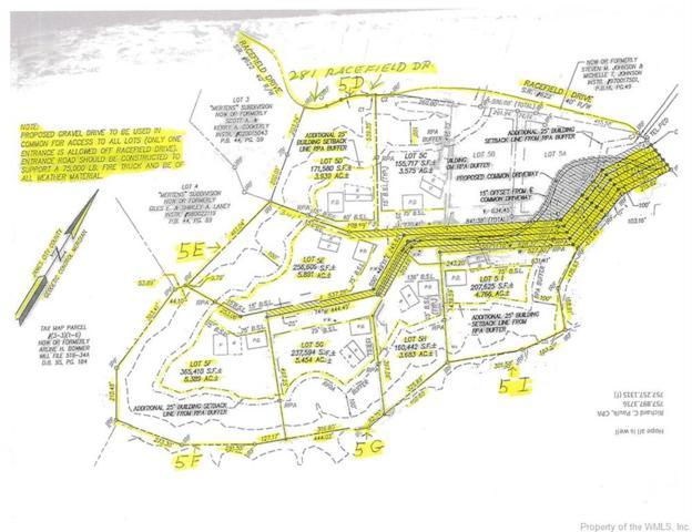 281 Racefield Drive, Toano, VA 23168 (#1706382) :: Abbitt Realty Co.