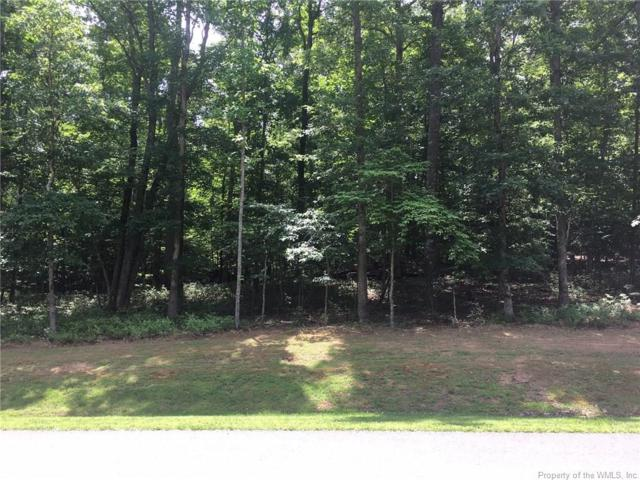 LOT 80 Arbor Place, Williamsburg, VA 23188 (MLS #1719595) :: Chantel Ray Real Estate
