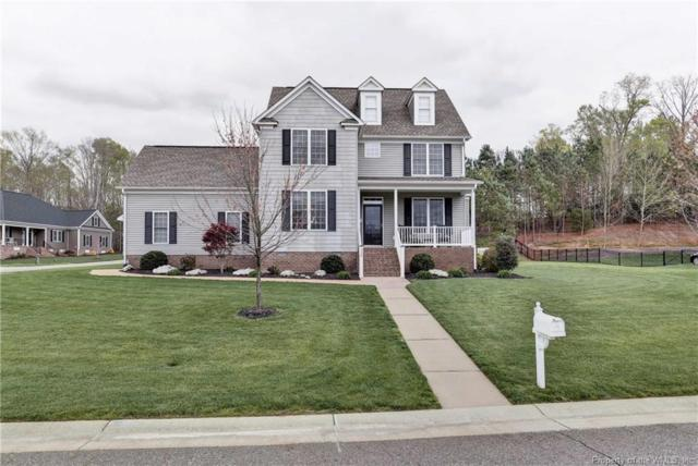 308 Marks Pond Way, Williamsburg, VA 23188 (MLS #1728459) :: Chantel Ray Real Estate