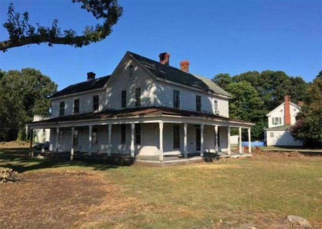 6935 Powhatan Drive, Wicomico, VA 23072 (MLS #1739458) :: RE/MAX Action Real Estate