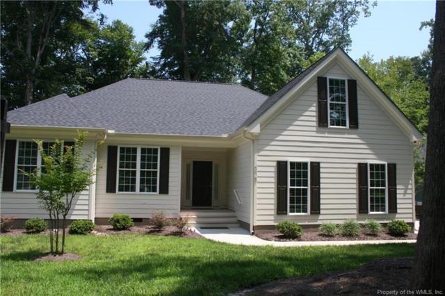 518 Mill Neck Road, Williamsburg, VA 23185 (MLS #1801868) :: Chantel Ray Real Estate