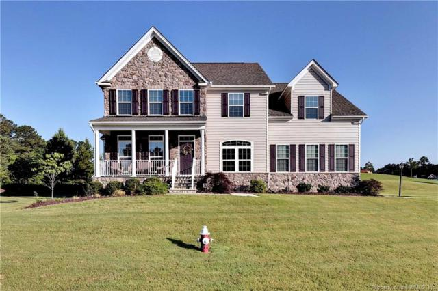 9301 Briarhill Way, Toano, VA 23168 (MLS #1814304) :: Chantel Ray Real Estate