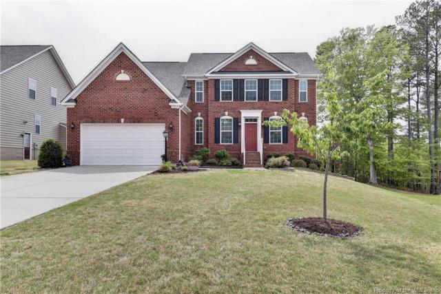 9315 Briarhill Way, Toano, VA 23168 (#1815997) :: Abbitt Realty Co.