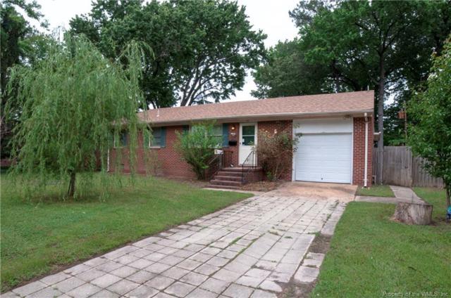 343 Cabot Drive, Hampton, VA 23669 (#1819610) :: Abbitt Realty Co.