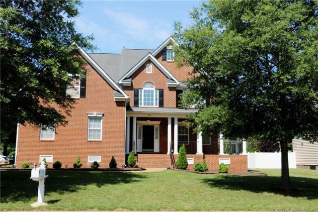 501 Schooner Boulevard, Williamsburg, VA 23185 (#1820417) :: Abbitt Realty Co.